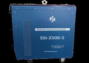 Inverter drawn arc stud welder SSI-2500-5