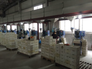 Sino Stone's ceramic ferrule factory