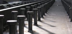 shear studs welded on beam-Sino Stone