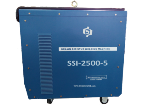 Inverter arc stud welder SSI-2500-5