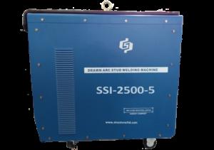 Inverter arc stud welder SSI-2500-5
