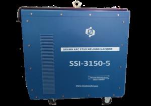 Inverter arc stud welder SSI-3150-5