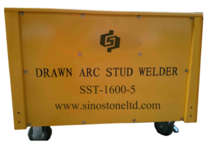 Thyristor arc stud welder