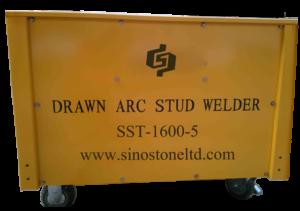 Thyristor arc stud welder