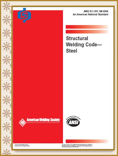 AWS D1.1 welding studs