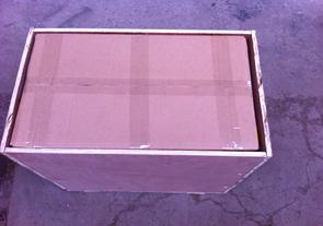 Capacitor Discharge Stud Welder in wooden box