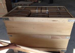 PF Ceramic ferrule in wooden box