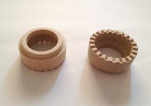 Ceramic Ferrule for Unthread Stud and Shear Connector(UF)