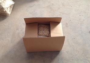 PF ceramic ferrule in carton