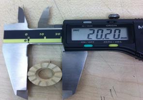 RF ceramic ferrule-RF12