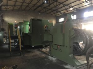 3 die 3 blow Cold forging machine -Sino stone