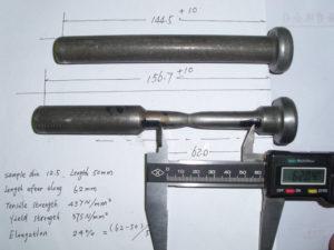 Mechanical properties of shear stud_Sino Stone