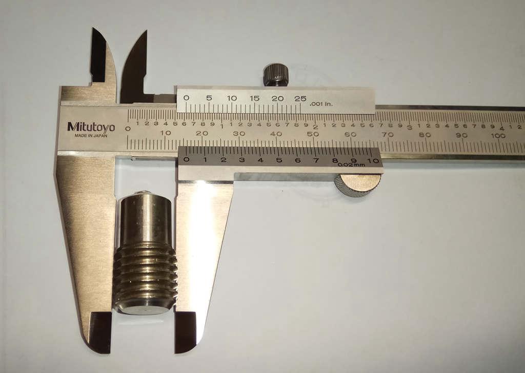 SS316 arc stud Dia16mm