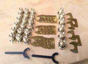 Accessories for drawn arc stud welding machine