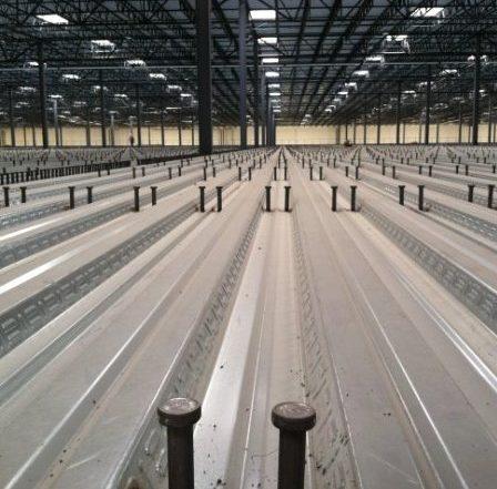 2 tips for Thru-deck welding